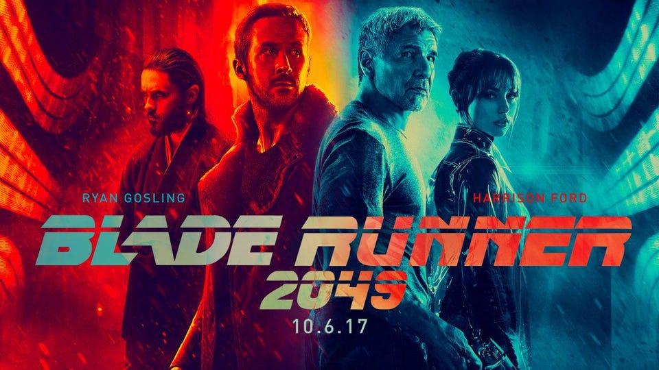 Blade runner cyberpunk movie