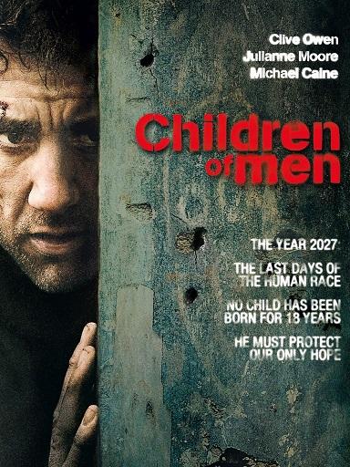 Children of men Biopunk movie