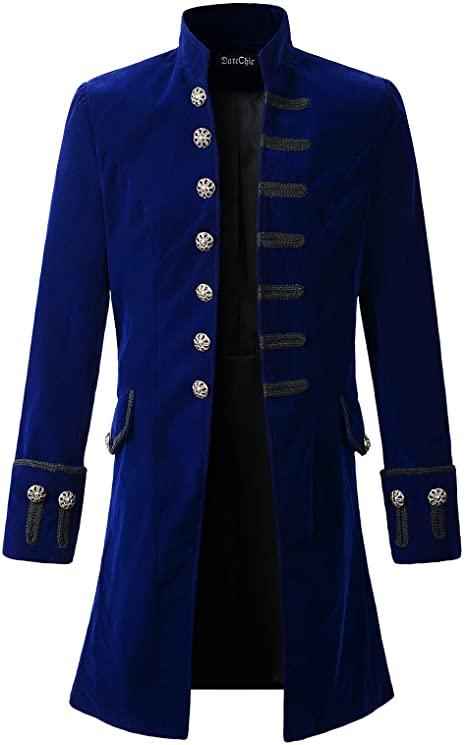 Colonial Steampunk Jacket