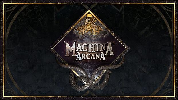 Machina arcana steampunk board game (1)