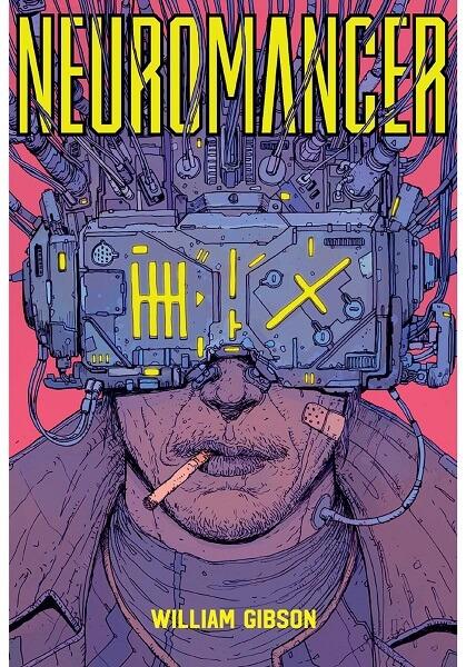 Neuromancer steampunk vs cyberpunk novel