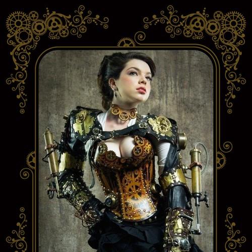 Retrofuturistic Steampunk Costume