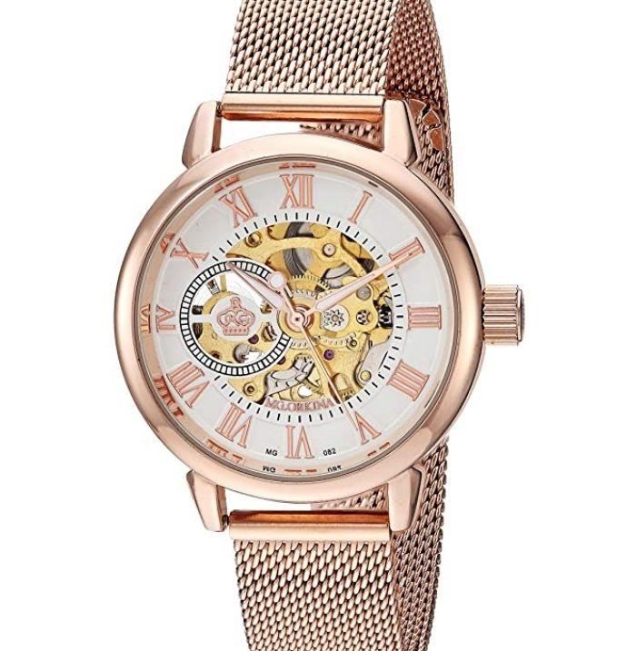 Self Winding Women's Analog Wrist Watch