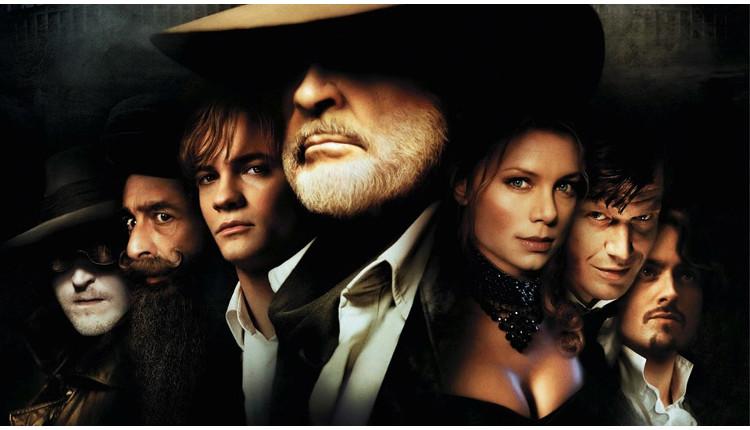 movie The League of Extraordinary Gentlemen
