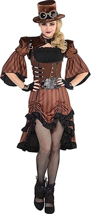 Steampunk costume women