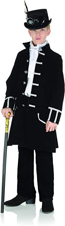 Steampunk costume boys