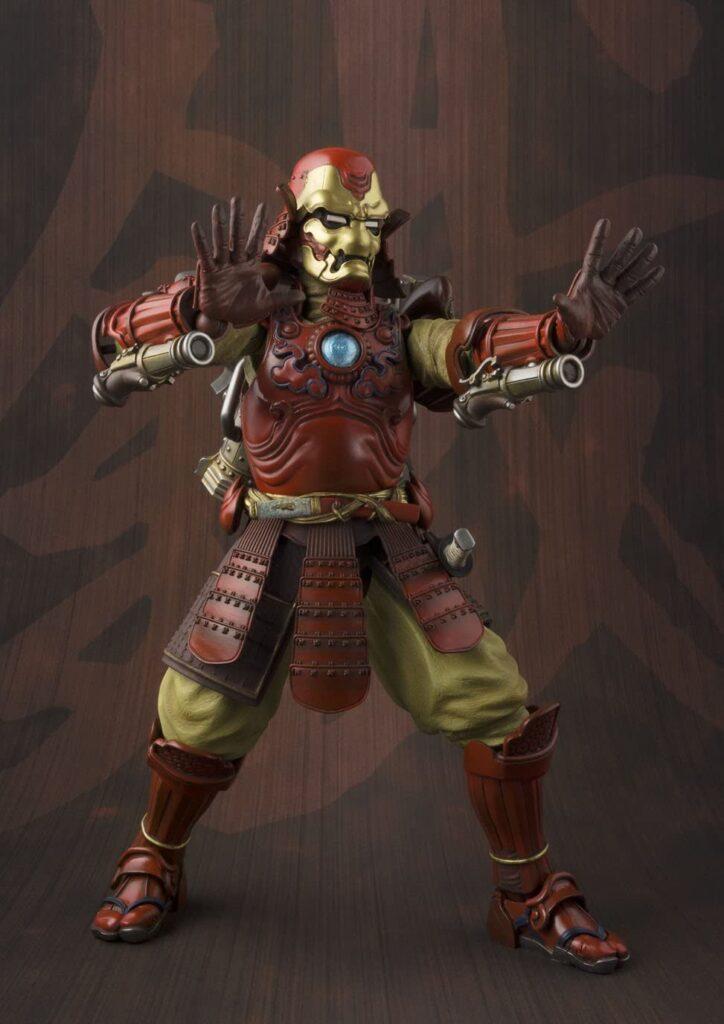 Iron man Steampunk Samurai