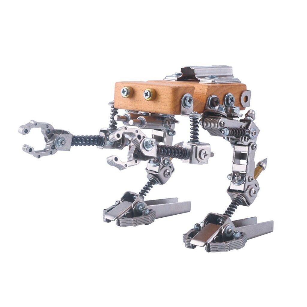 Steampunk Robots Infantryman model