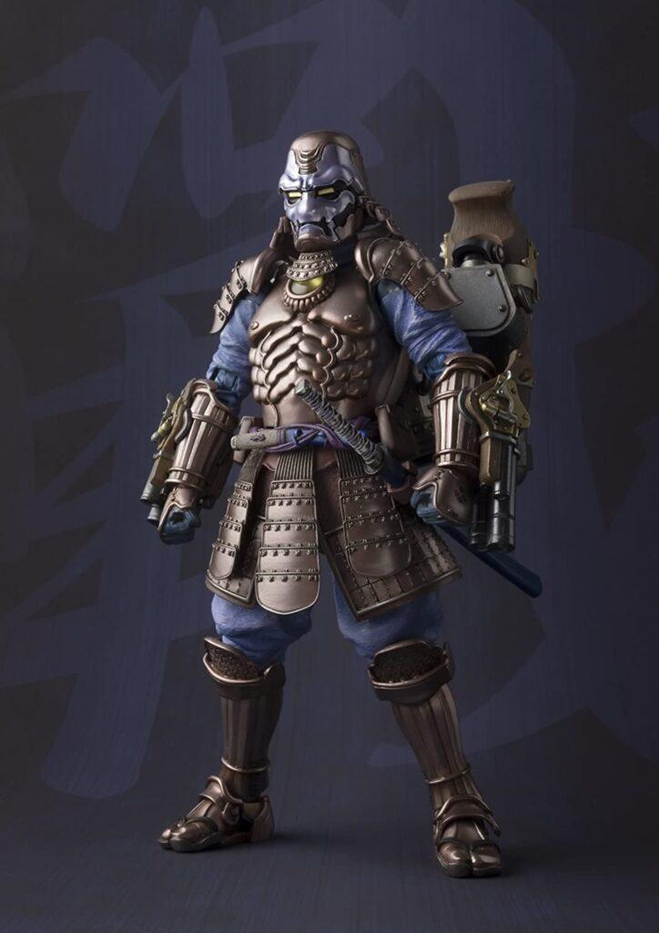 Warmachine Steampunk samurai