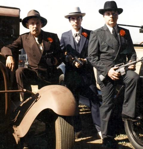 dieselpunk gangsters