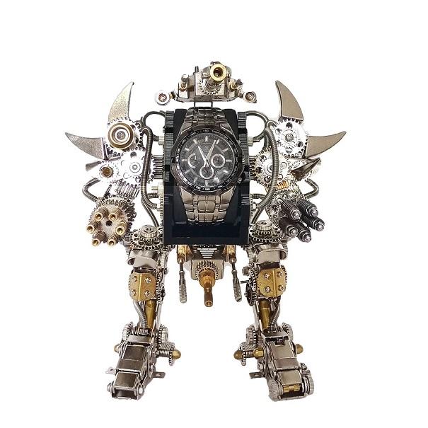 Steampunk robots Taurus