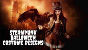 Steampunk Halloween Costume Designs